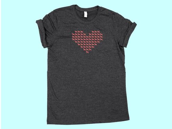 I Love Heart Hull T-Shirt
