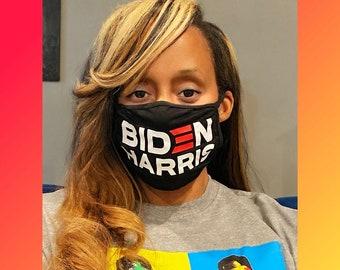 Biden Harris Face Mask / Joe Biden/ Kamala Harris /