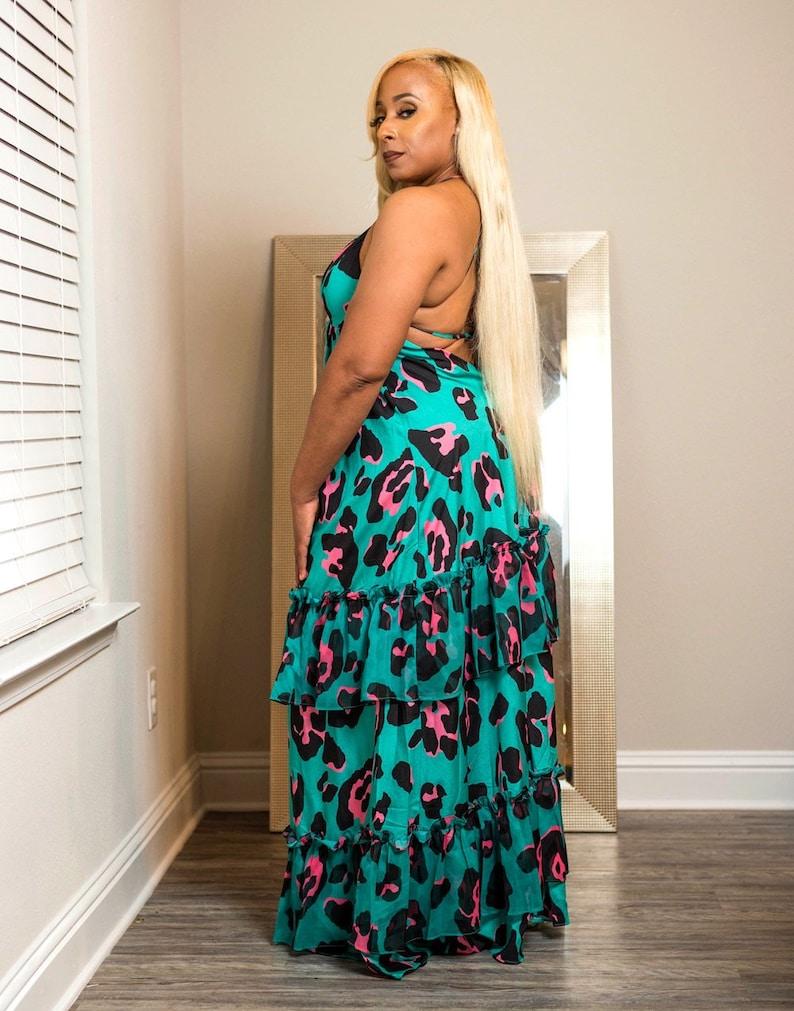 Let It Flow Maxi Dress