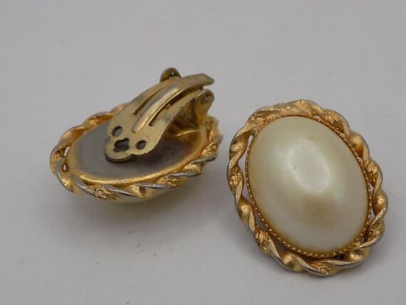 EARRINGS, Vintage Clips, earrings women clips wom… - image 4