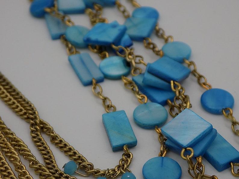 woman necklace jewellery jewelry Vintage necklace girl women gift Vintage jewelry Vintage year 60 gift girl gift NECKLACE long necklace woman