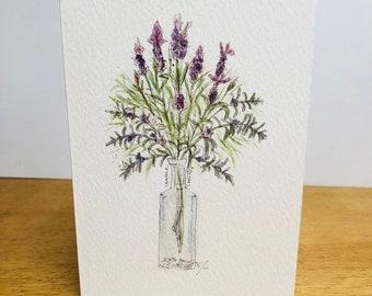 Lavender & Rosemary