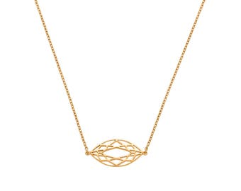 CUTS Marquise Pendant 20mm