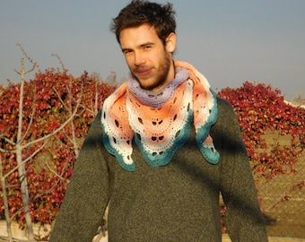 Shawl Virus Unisex