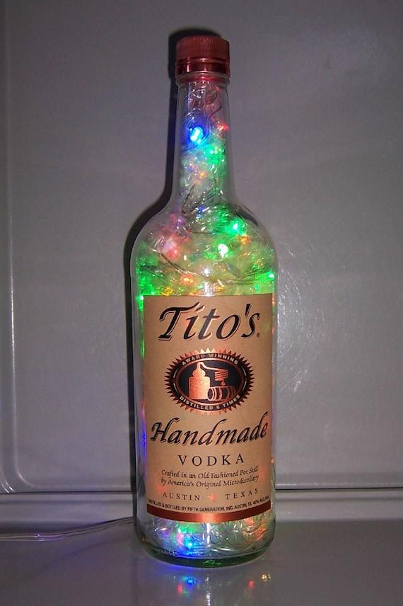 Tito/'s Handmade Vodka Scarf Headband Gloves Set Austin Texas Collectible NEW