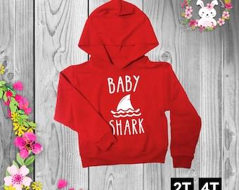 86a618090 Baby shark hoodie