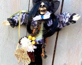Skeleton ornament, skeleton ornament, Halloween ornament, Halloween decor, day of the dead ornament