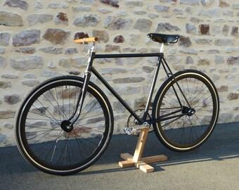 PAUL - Vélo vintage « converti » en fixie / Single-speed