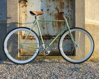 LOUIS - Vélo vintage « converti » en Fixie / Single-speed