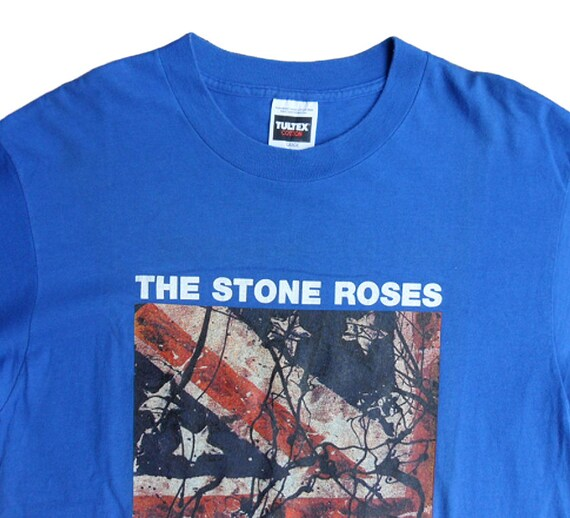 vintage rare 90s stone roses japanese tour t shirt