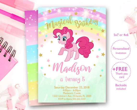 picture about My Little Pony Printable Birthday Cards referred to as My Minimal Pony Birthday Invitation, My Minimal Pony Occasion Invitations, Rainbow Invitation, Minor Pony Invitation Electronic Record