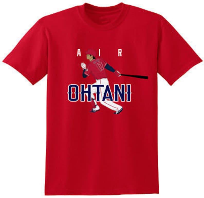 the latest 3e37c dcef6 Shohei Ohtani Shirt