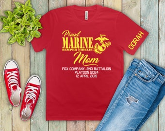 Proud Marine Sister Etsy