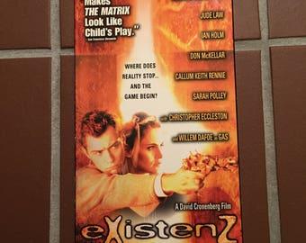 eXistenz VHS