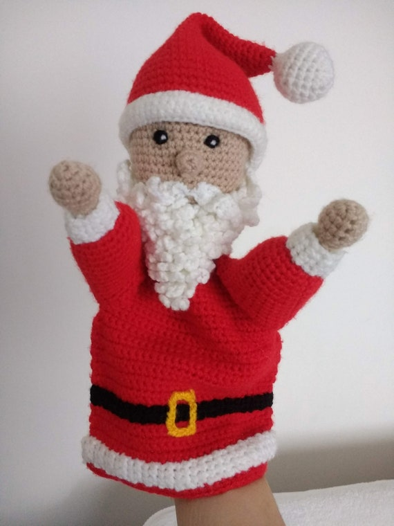 Christmas ragdoll Mrs. Santa Claus crochet free pattern ... | 760x570