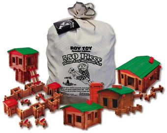 lincoln logs sets