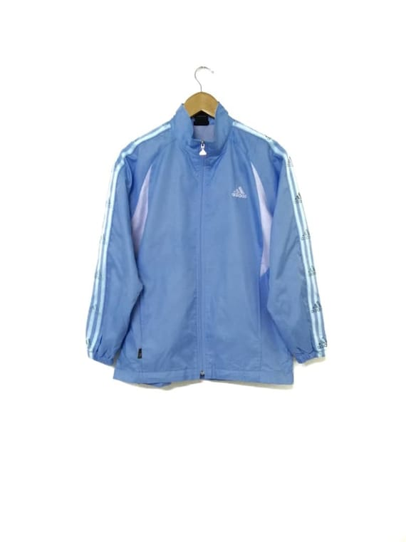 Vintage ADIDAS Clima365 Light jacket Windbreaker Medium Size