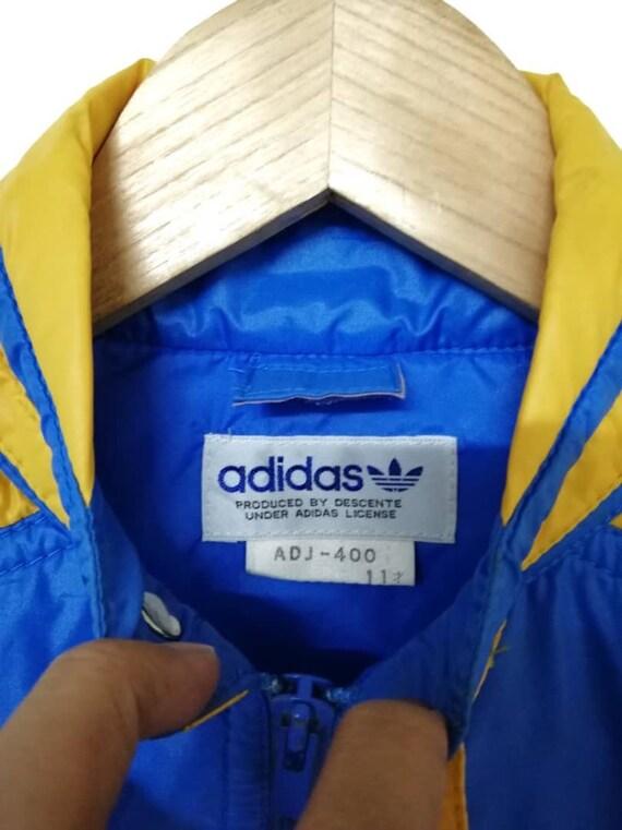 in ADIDAS Made Windbreaker Fit Japan Multicolors Jacket XS Vintage dZxXaFa