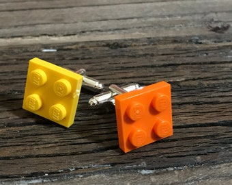 Play Well-Lego Cufflinks