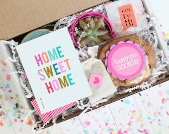 Housewarming Gift Basket Etsy