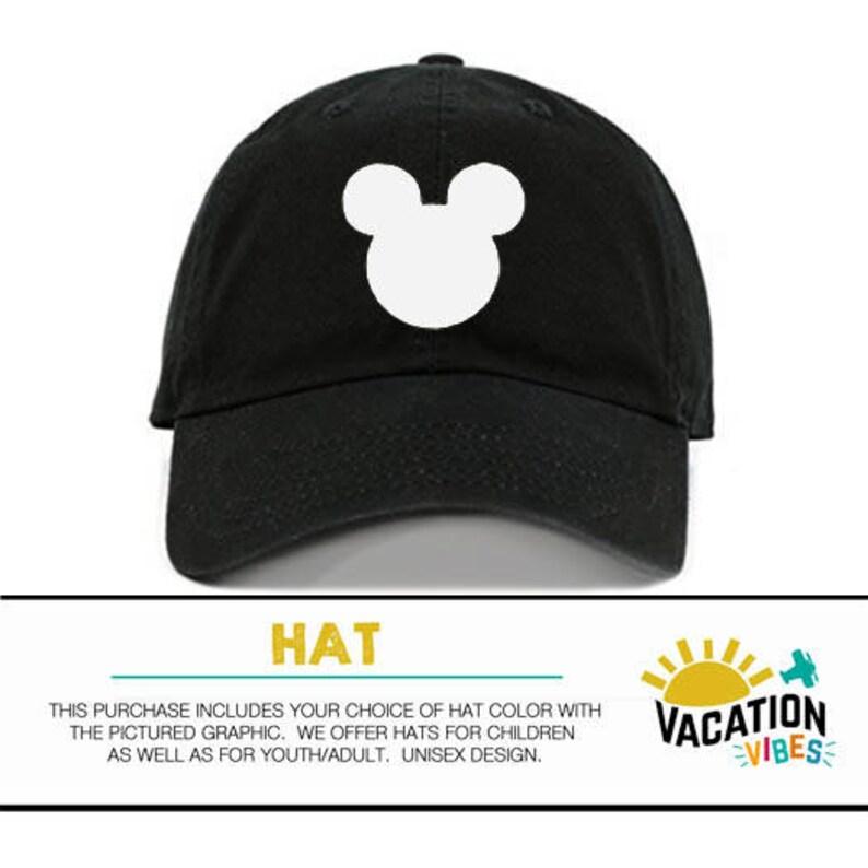e4df931ac2d Disney Baseball Cap Mickey Mouse Toddler Boy or Girl Mickey
