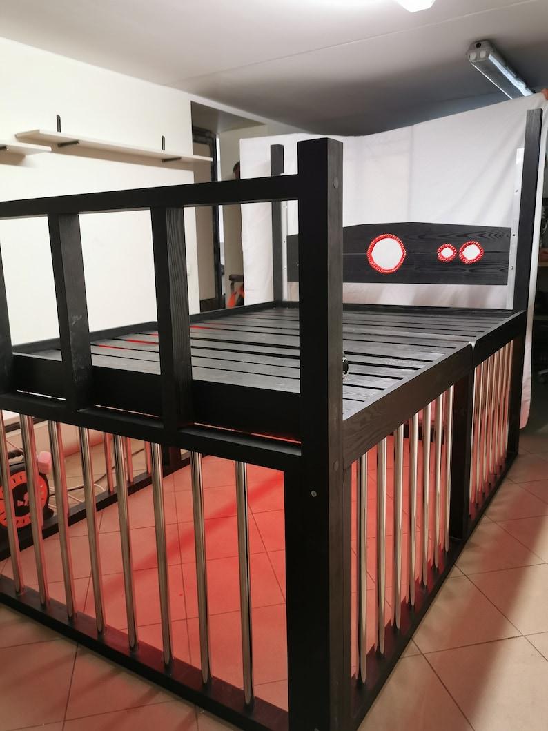 BDSM furniture dungeon bed Bondage bed Sex bed Adults   Etsy