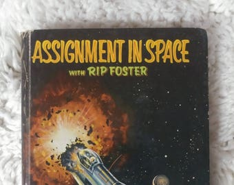Assignment in Space with Rip Foster