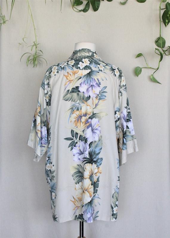 Tommy Bahama Shirt/Mens Hawaiian Shirts/Aloha Shi… - image 5