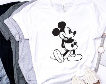 84b567565c6 Mickey Mouse shirt Disney Women shirt Mickey shirt Disney Vacation Shirts  Disney family shirt Disneyland shirt Mickey birthday shirt