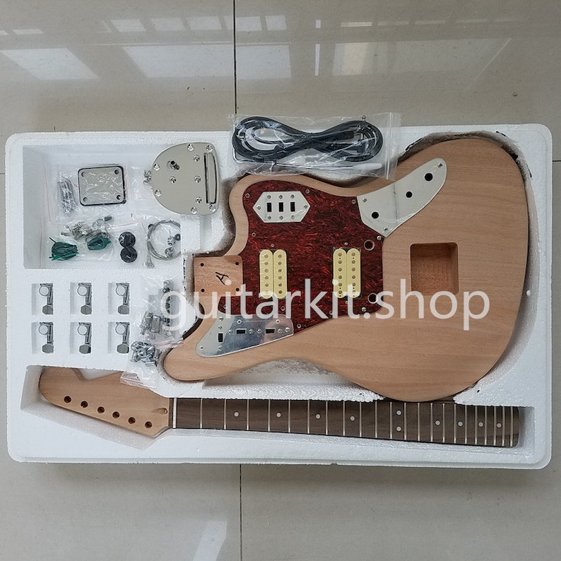 Stringed Instruments Guitar Parts & Accessories Tele Electric Guitar Neck Rosewood Fingerboard Inlaid Flower Handle Diy Guitar Accessories Buy One Give One