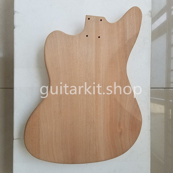 Diy Guitar Kit 6 Strings Jaguar Electric Guitar Kit Diy Guitar Gtsjg 725