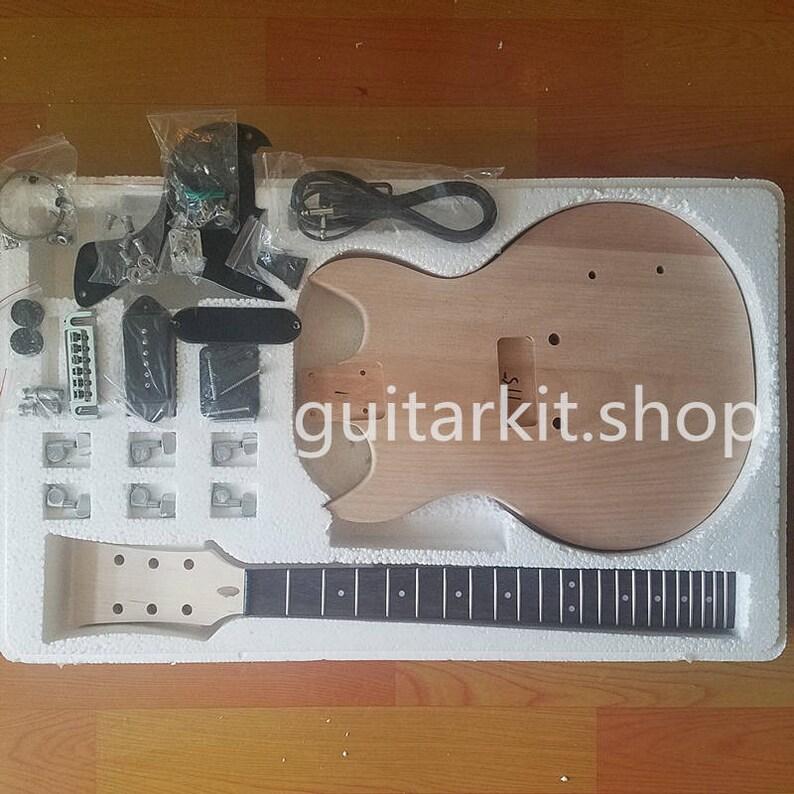 Guitarkit Shop Lp 6 Strings Diy Electric Guitar Kit Guitar Gtslp 1151