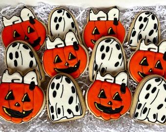 Charlie Brown Christmas Cookies Etsy