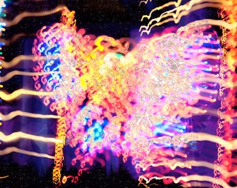 Flutterby - Poster Print (24x36in)