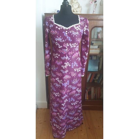 Prairie Dress 70s