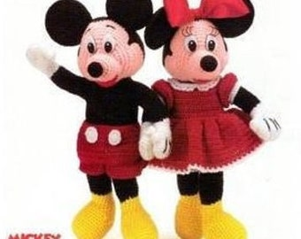 Christmas Ornament Mickey and Minnie Mouse Christmas tree ... | 270x340