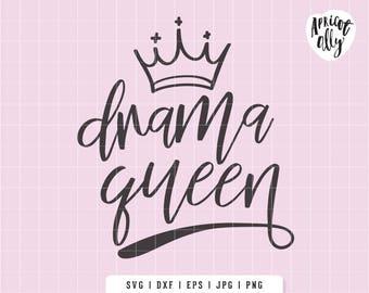 Drama queen quotes   Etsy