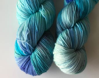 Foreshore on Twist Sock