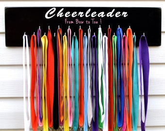 CHEER Medal Display Rack Black Base Color S4704 Cheerleading