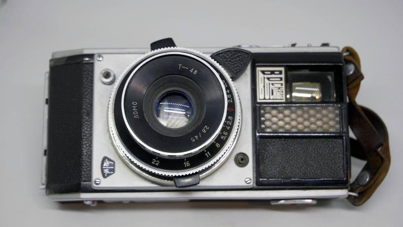 Vintage Rare Camera Voskhod Film Camera Voshod Camera Voshod,collector/'s camera,vintage camera,retro camera,rare camera,old camera