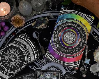 PREORDER Cosmic Visions Indie Tarot Deck with Guidebook