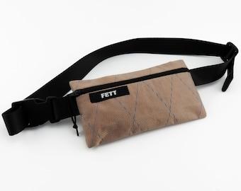 small waist bag jacquard