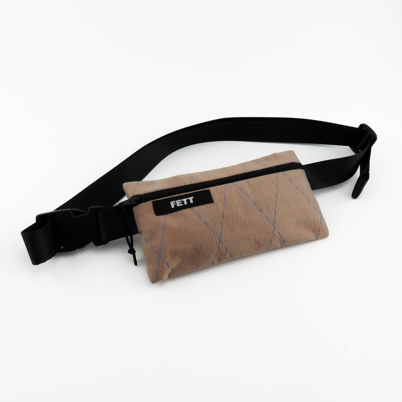 small waist bag jacquard image 0