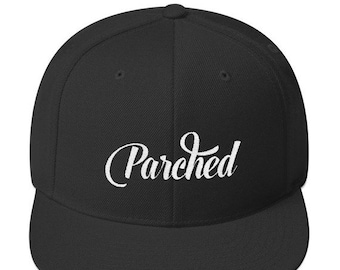 ONE DAY SALE Parched Snap back Hat