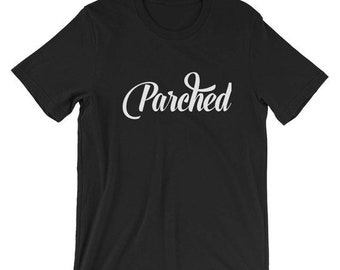 ONE DAY SALE Fancy Parched T-Shirt
