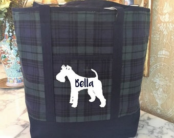 Dog Tote Bag 4d439c1ef3