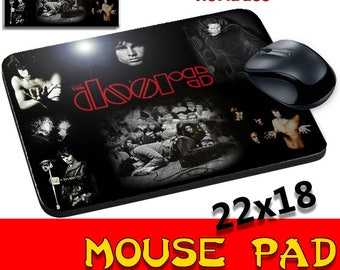 Mouse pad persobalizzabile The Doors Jim Morrison