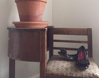 MIU MIU patent leather ballet flats 39.5