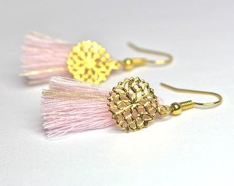 Earrings | Ear Jewellery | Tassel