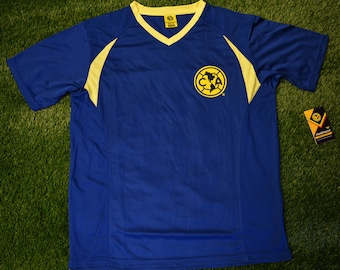 867572c38 Mens Club America Jersey Soccer official licensed T-Shirt all sizes Adults  Personalized Your Number Aguilas del America Mexico MX